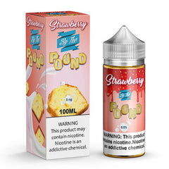 By The Pound E-Liquid - Strawberry - 100ml
