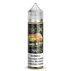 Cassadaga Liquids - Cannoli Be Nuts - 60ml