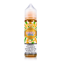 Dinner Lady Premium E-Liquids - Mango Tart - 60ml