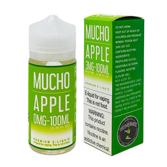 MUCHO eJuice - Apple - 100ml