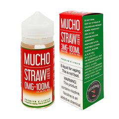 MUCHO eJuice - Strawberry - 100ml