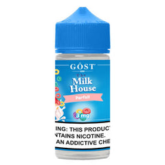 The Milk House by Gost Vapor - Parfait - 100ml