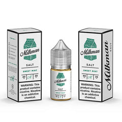 The Milkman Salt - The Sweet Mint Salt - 30ml