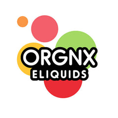 Orgnx Eliquids - Banana Ice - 60ml