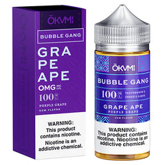Bubble Gang E-Liquid - Grape Ape - 100ml