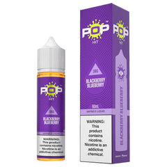 Pop Hit eLiquids - Blackberry Blueberry - 60ml