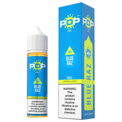 Pop Hit eLiquids - Blue Razz - 60ml