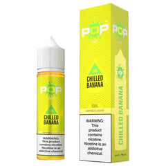Pop Hit eLiquids - Chilled Banana - 60ml