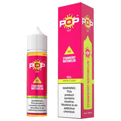 Pop Hit eLiquids - Strawberry Watermelon - 60ml