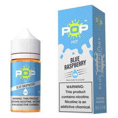 Pop Hit eLiquids SALTS - Blue Raspberry - 30ml