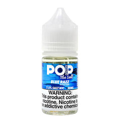 Pop Clouds E-Liquid The Salt - Blue Razz Candy Salt - 30ml