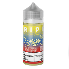 RIPE Gold Series eJuice - Banana Berry Punch - 100ml