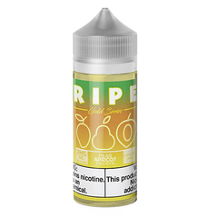 RIPE Gold Series eJuice - Pear Apricot Papaya - 100ml