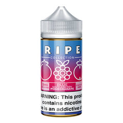 Ripe Collection by Vape 100 eJuice - Blue Razzleberry Pomegranate - 100ml