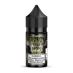 Sadboy E-Liquid Tear Drops - Butter Cookie SALT - 30ml