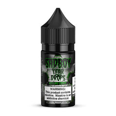 Sadboy E-Liquid Tear Drops - Key Lime Cookie SALT - 30ml