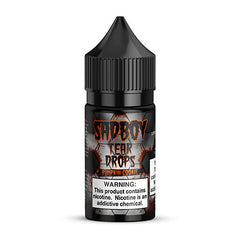 Sadboy E-Liquid Tear Drops - Pumpkin Cookie SALT - 30ml
