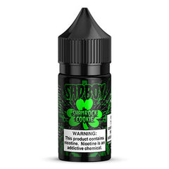 Sadboy E-Liquid Tear Drops - Shamrock Cookie SALT - 30ml