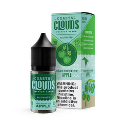 Saltwater by Coastal Clouds - Apple - 30ml