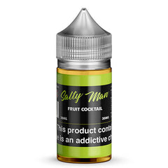 Salty Man Vapor eJuice - Fruit Cocktail - 30ml
