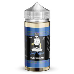 Salty Man Vapor eJuice - Blue's Lemonade - 100ml