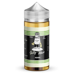 Salty Man Vapor eJuice - Hoops - 100ml