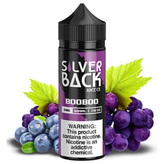 Silverback Juice Co. - BooBoo - 60ml
