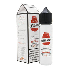 The Milkman eLiquids - Original Milkman - 60ml