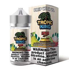 Tropic King eJuice - Lychee Lava - 100ml