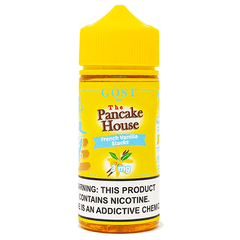 The Pancake House by Gost Vapor - French Vanilla Stacks - 100ml