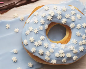 Winter Donuts