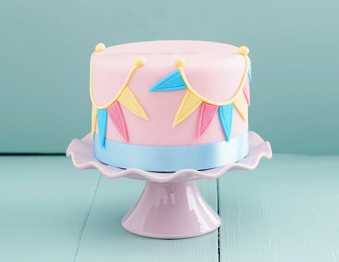 Chicago Fondant Cake Decorating Class