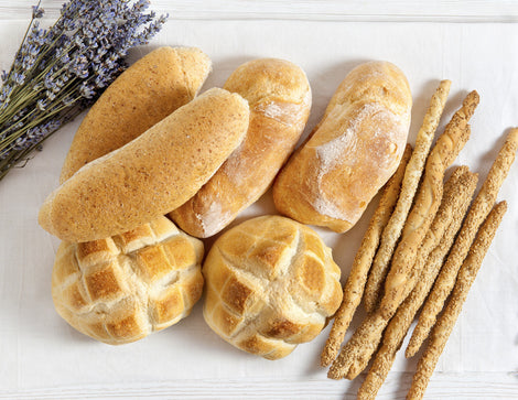 French & Italian Breads