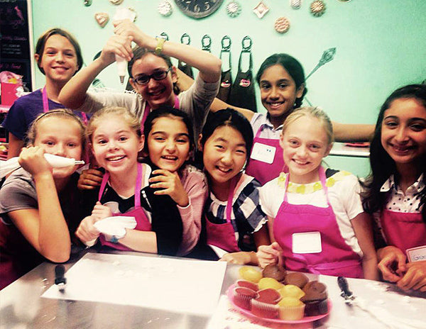 Winter Break Baking Camp!