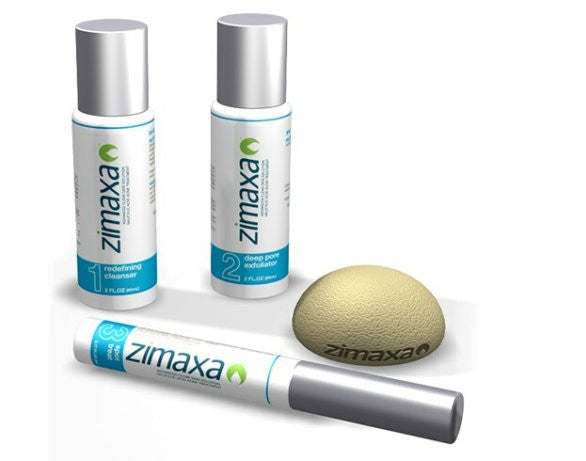 <strong>ZIMAXA</strong> <br>(3 Step Premium Acne Kit)