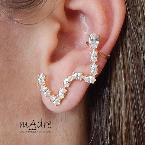 Ear Cuff Escalada 114416