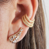 Ear Cuff Águia 114266 - Madre Complementos