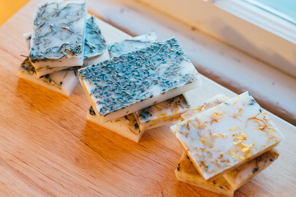 How to Make Easy Herbal Soap
