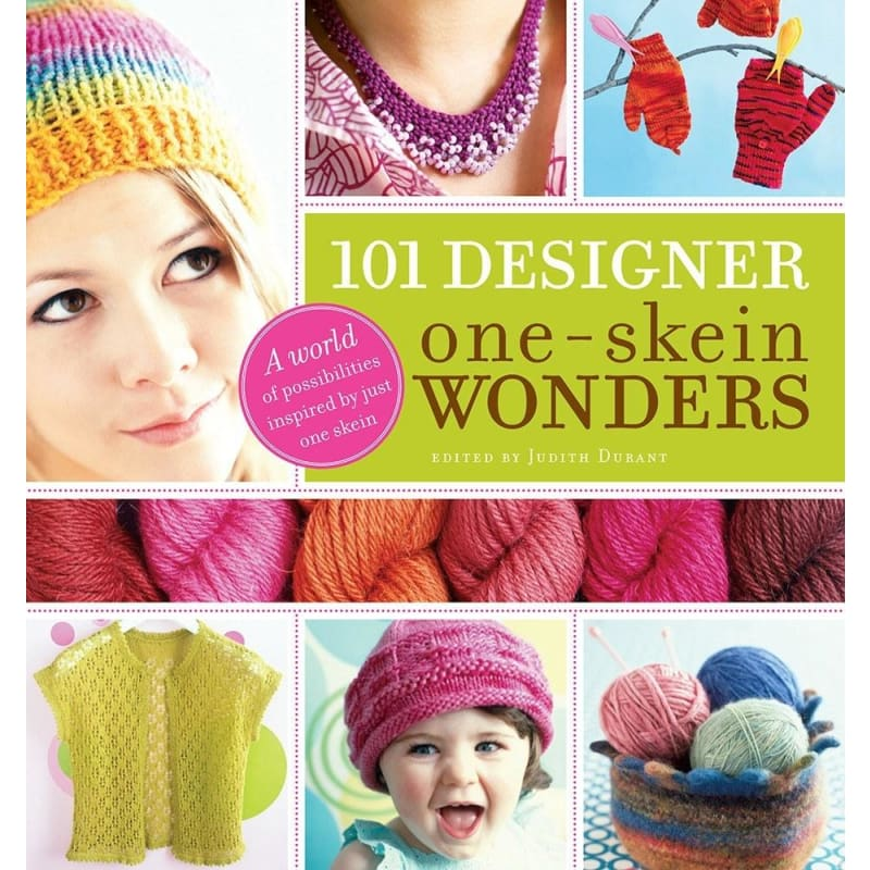 101 Designer One-Skein Wonders - Books