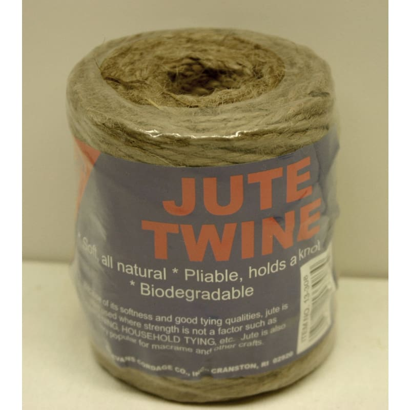 3 Ply Jute Twine Natural Color - Supplies