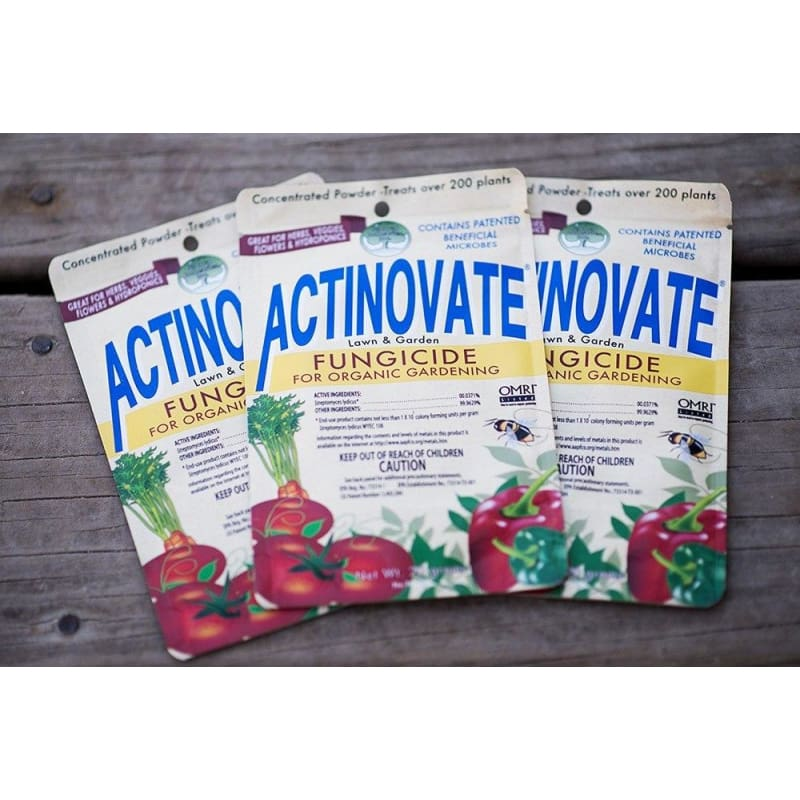 Actinovate Fungicide (20 GR) (Unavailable)