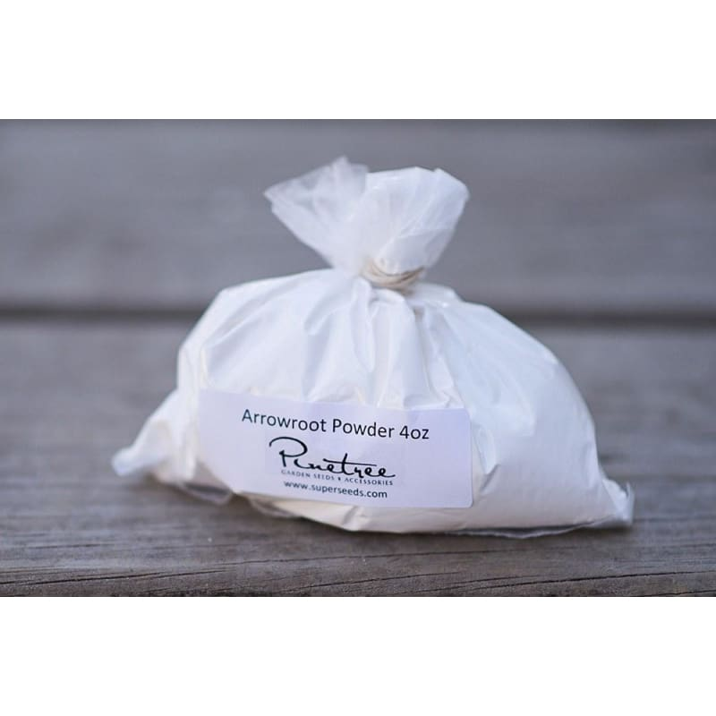Arrowroot Powder 4 Oz - Crafts