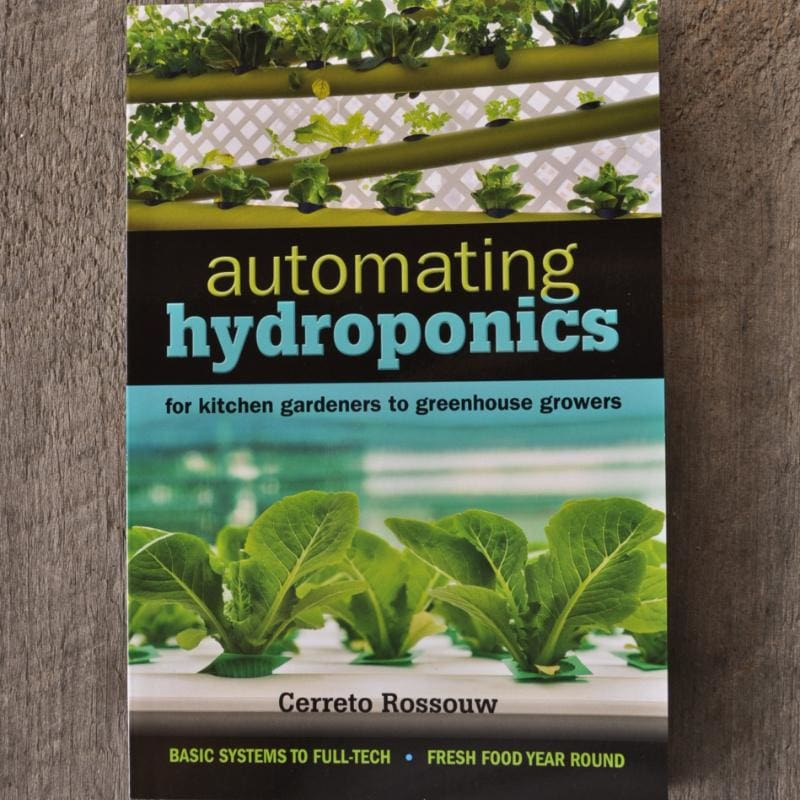 Automating Hydroponics - Books