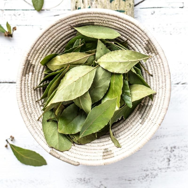 Bay Leaf Whole (Organic) 1/2 oz.