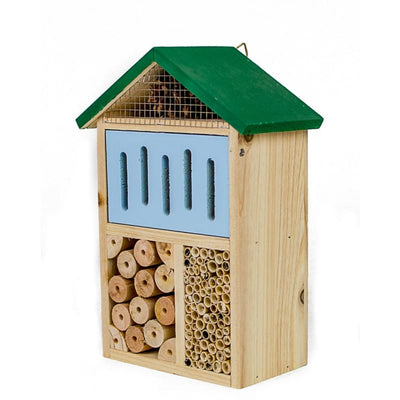 Beneficial Insect House - 4 Chambers - Crafts Supplies