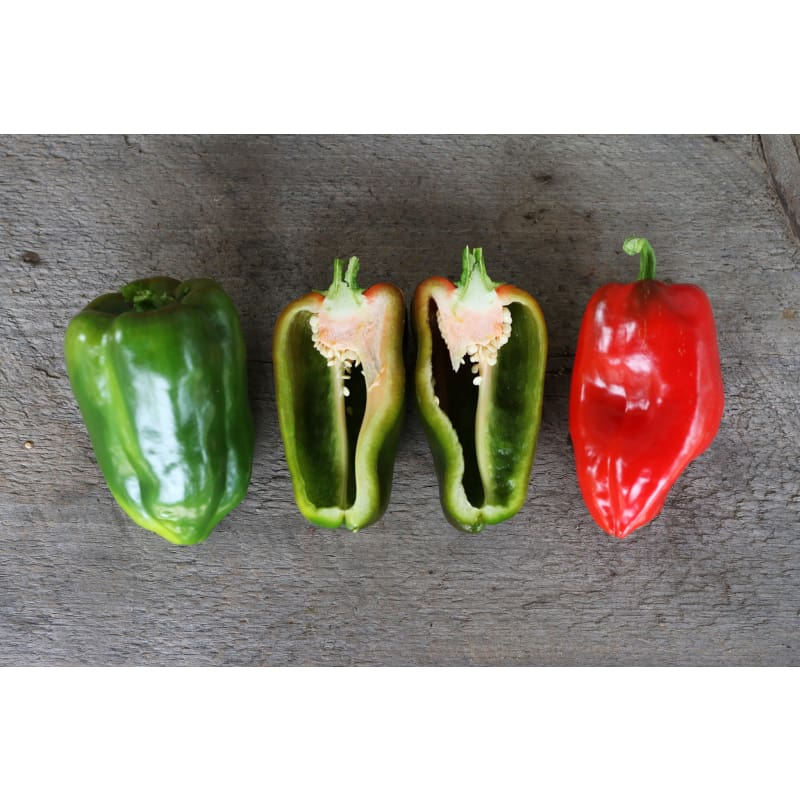 Buran Pepper (Heirloom, 90 Days)