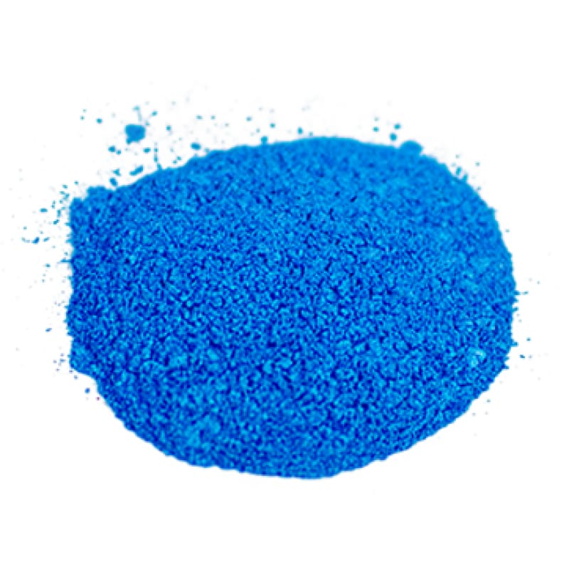 Celestial Blue Mica Powder (1/2 Oz) - Crafts