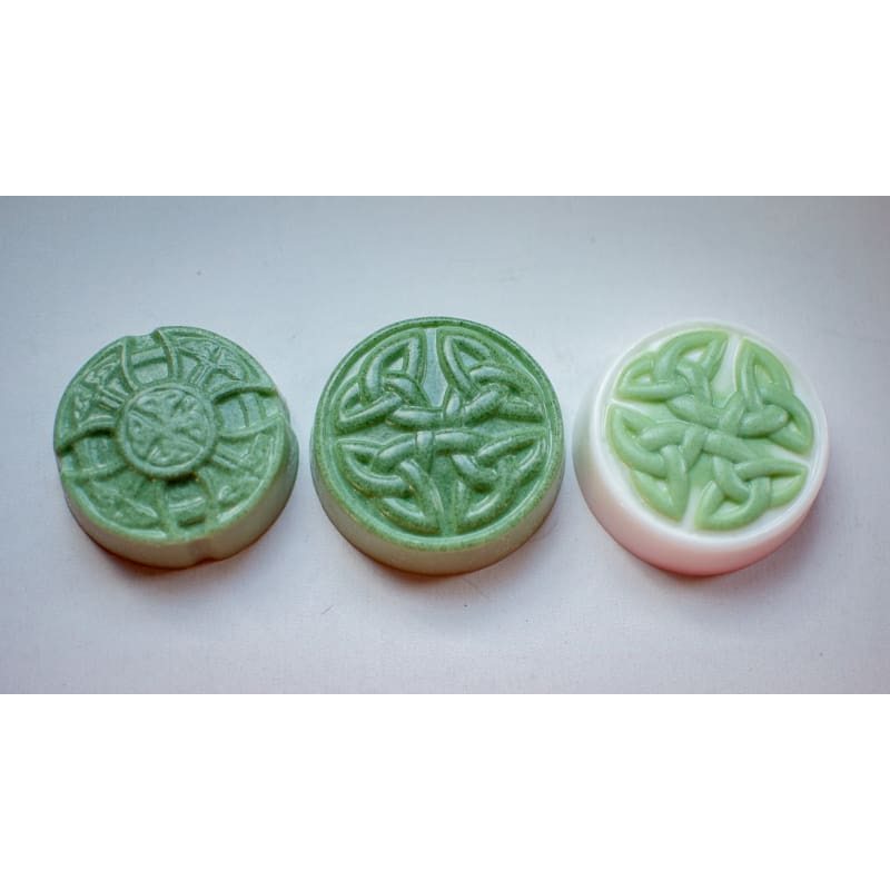Celtic Soap Bar Mold