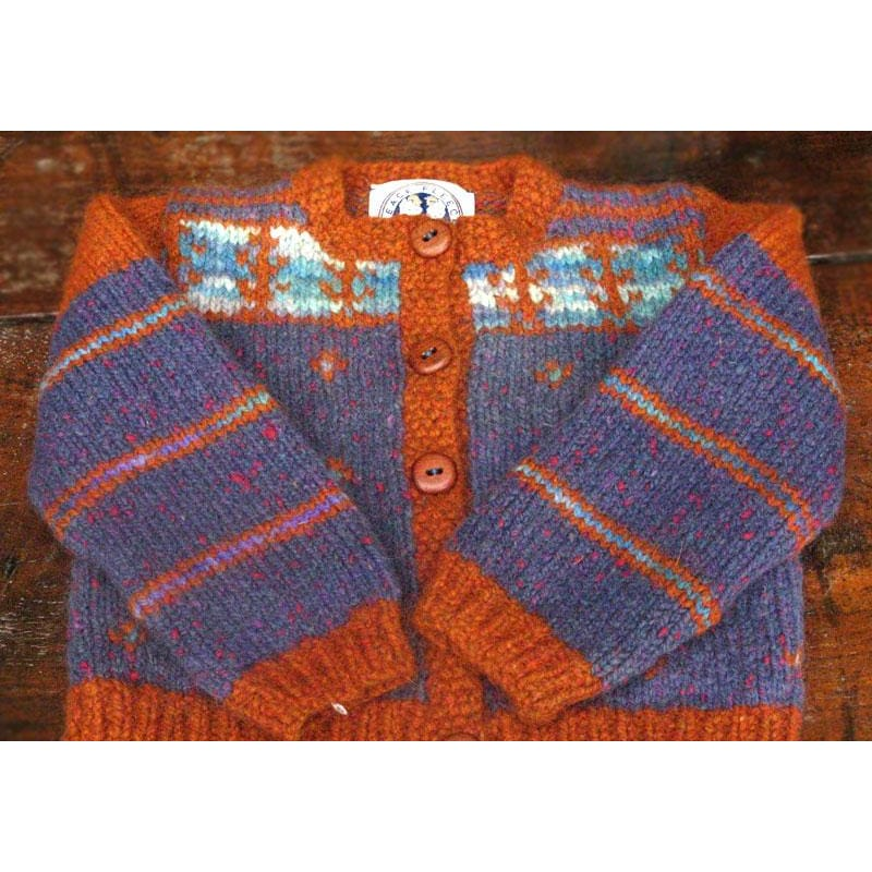 Childs Original Cardigan Pattern - Knitting