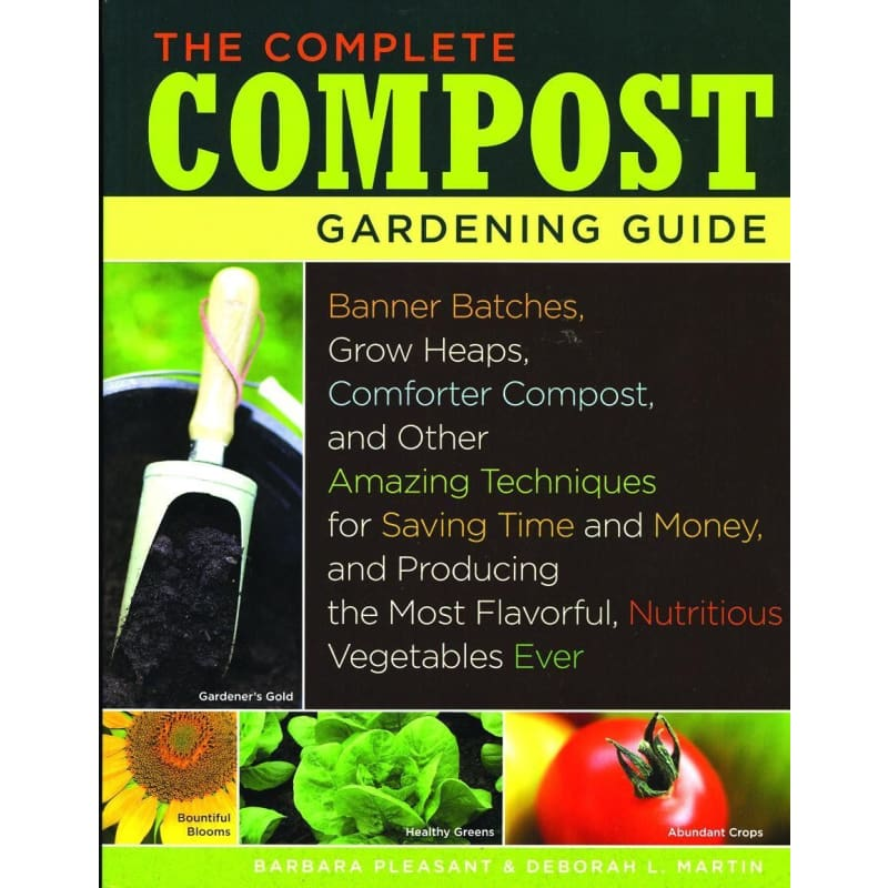 Complete Compost Gardening Guide - Books